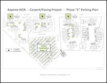 thumbnail of Phase E Parking Plan Map